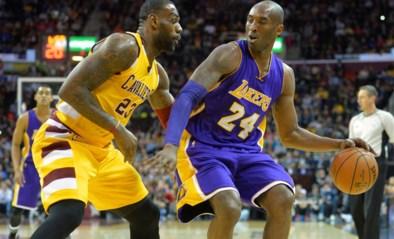 """Lebron James reageert op overlijden van vriend en basketballegende Kobe Bryant """"Mijn hart is gebroken"""""""