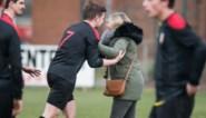 En plots staat er een spelersvrouw op het veld: tumult ontsiert topper in vierde provinciale
