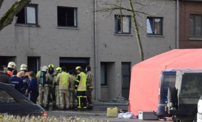 Vrouw overleeft woningbrand niet, man geraakt zwaargewond: eerste elementen wijzen op gezinsdrama