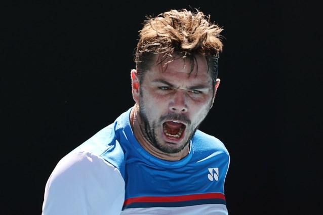 """Zverev klopt Wawrinka in kwartfinales: """"Geweldig gevoel"""""""