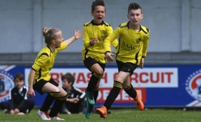 18.861 jonge voetballers in Jeugdcup Het Nieuwsblad