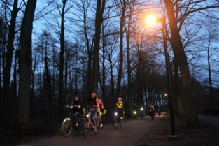 Vleermuisvriendelijke verlichting in Vrijbroekpark