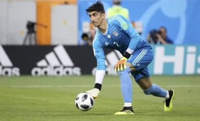Antwerp heeft akkoord met Iraanse doelman Beiranvand (die eerst in beeld was bij Genk)