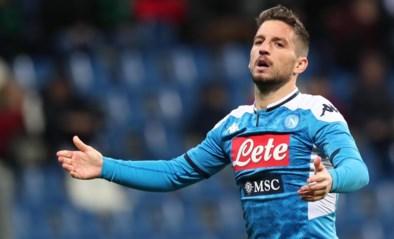 Chelsea informeert naar Dries Mertens, AC Milan snuffelt aan Carrasco, Januzaj en... Saelemaekers