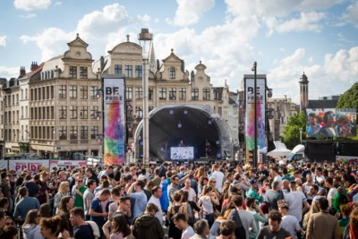 Belgian Pride in het teken van mentale en fysieke gezondheid