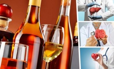 Een maand zonder alcohol, wat doet dat met je lever, hart en hersenen? Specialisten leggen uit