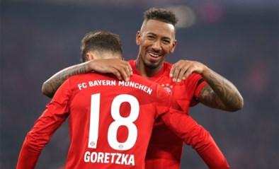 Hommeles op training bij Bayern München: Boateng slaat ploegmaat Goretzka pal in gezicht