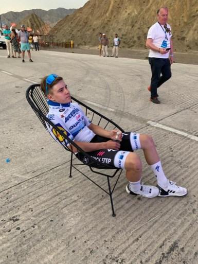 Remco Evenepoel blaast tegenstand weg in tijdrit Ronde van San Juan en neemt stevige optie op eindzege