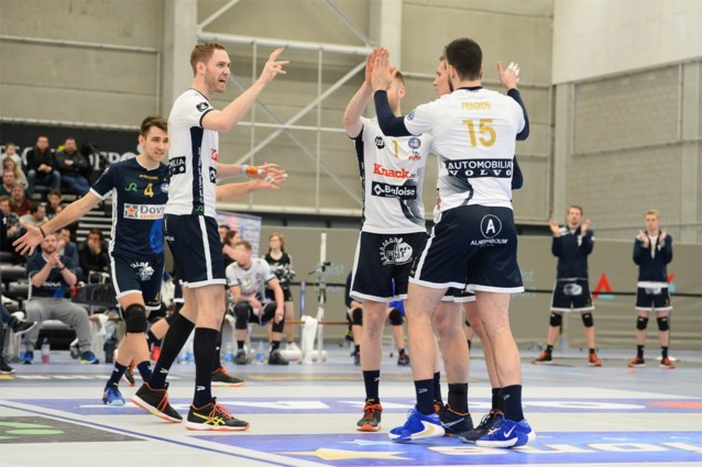 Volleybalclub Roeselare lijdt 3-0 nederlaag in Polen