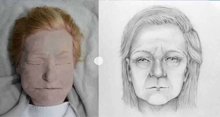 Beloning van 15.000 euro voor wie vrouw kent die doodgeschoten werd teruggevonden aan Belgische grens