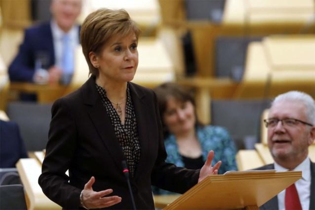 Schots parlement stemt voor nieuw onafhankelijkheidsreferendum