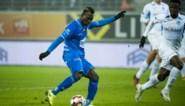 Anderson Niangbo scoorde in zijn eerste match voor AA Gent:de netten deden welke Buffalo's deden hem dat voor?