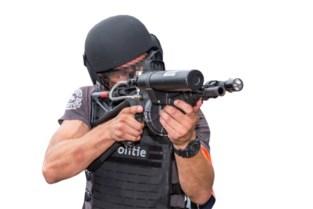 Gentse politie zetten 316 keer verfkogelwapen in