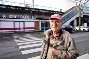 """Willy (85) uit 'Gentbrugge' komt eigenlijk van de overkant: """"Gentbrugge was de vijand, wij schoten daarop met onze katapult"""""""