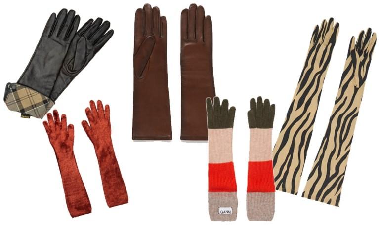 Naar het voorbeeld van Blake Lively: zo draag je lange handschoenen