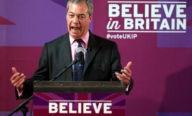 De Brexit is vrijdag een feit: hoe het begon én eindigde met tampons