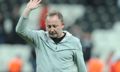 Besiktas stelt clubicoon Sergen Yalçin aan als nieuwe coach
