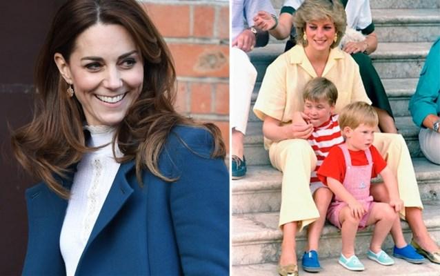 ROYALS. Daar komt de Queen, Kate Middleton maakt plezier tussen de ontbijtgranen