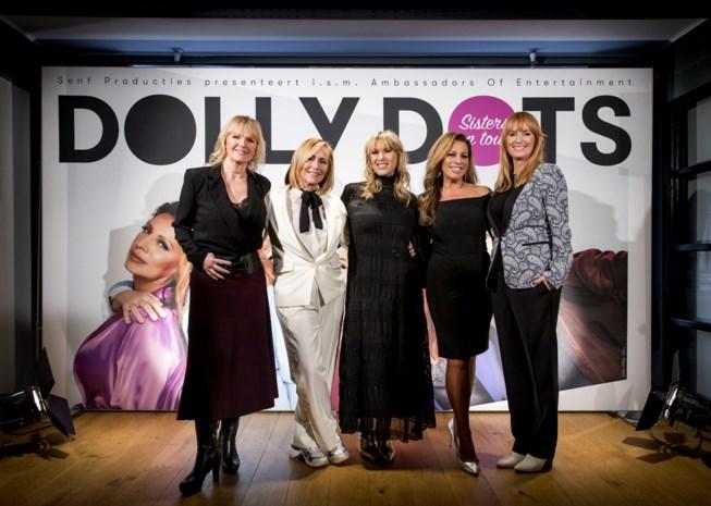 Ook al hadden ze gezworen dat het niet meer van zou komen: succesvolste Nederlandse meidengroep Dolly Dots maakt comeback