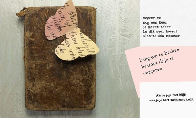 Over de liefde en een beetje steun erbij: deze gedichten maken je blij