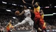 San Antonio klopt Utah in de NBA, Houston verliest van Portland