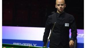 Trump zet verdienstelijke Luca Brecel met 5-3 opzij op German Masters snooker