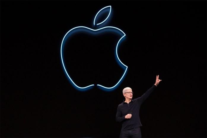 Apple doet het opnieuw: hoe techreus recordomzet draait dankzij afgeschreven 'tampons zonder draadje'