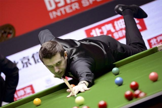 China Open snookertoernooi gaat niet door