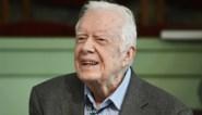 """Vredesplan van Trump is volgens Jimmy Carter """"schending van internationaal recht"""""""