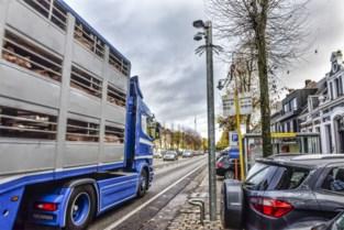 Politie test vrachtwagenluwe zone uit in Hoogstraten