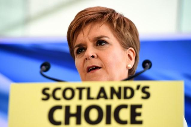 """Schotse premier blijft aandringen op onafhankelijkheidsreferendum: """"Hoop op andere en betere toekomst voor Schotland"""""""