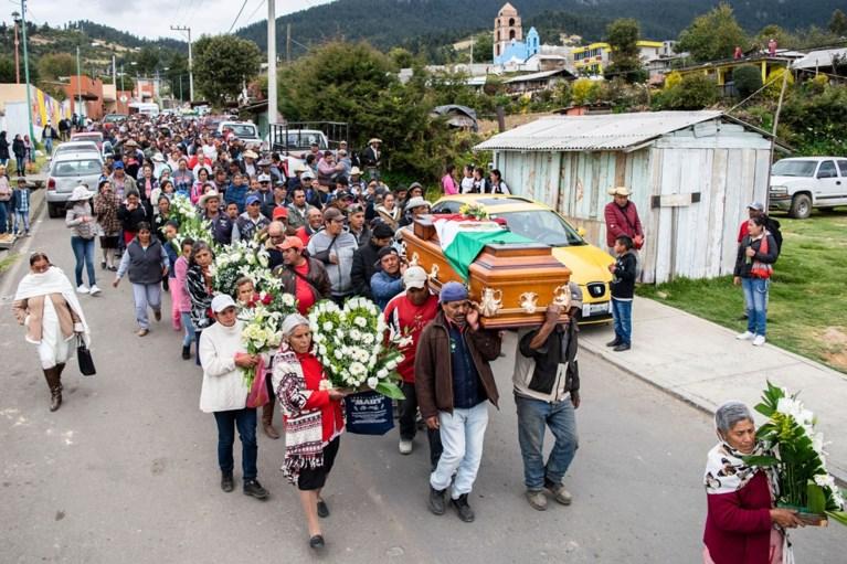 Vermiste Mexicaanse milieuactivist dood teruggevonden