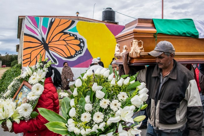 """Hoe de liefde voor vlinders milieuactivist fataal werd: """"Met ons rouwt de wereld, de bossen en de vlinder"""""""
