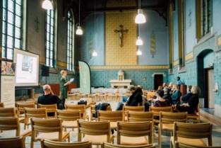 Leegstaande kapel herleeft als theaterzaal