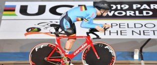 Herzeelse G-renner Ewoud Vromant behaalt wereldtitel met nieuw wereldrecord