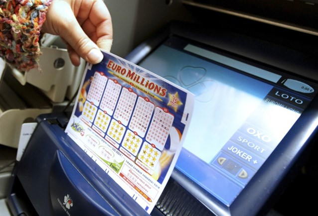 Volgende week vrijdag grote jackpot Euromillions: maar liefst 130 miljoen euro te winnen