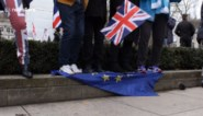 Protesten voor en tegen brexit in Groot-Brittannië