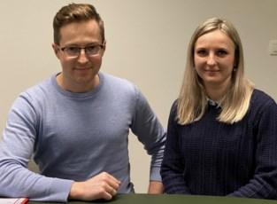 Aleksandras en Kristina nieuwe uitbaters bistro De Route