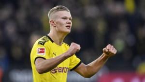 Om de negentien minuten een goal: Haaland dendert voort bij Dortmund en zet Witsel in de schaduw