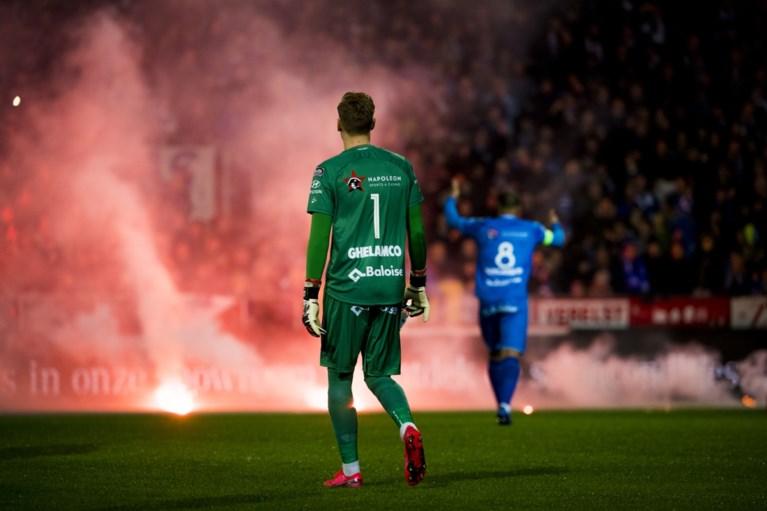 Volwassen AA Gent zet leider Club onder druk na uitzege op Mechelen