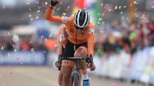 Drie op drie en volledig Nederlands podium bij de vrouwen: eerste wereldtitel voor Ceylin Alvarado, Sanne Cant stelt teleur