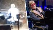 Elton John moet optreden noodgedwongen stopzetten door hagelstorm