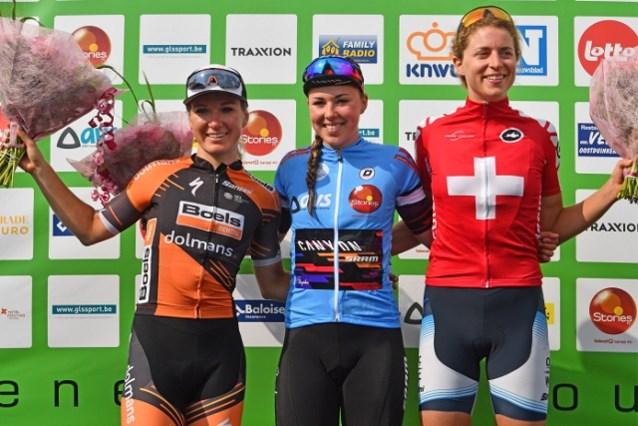 Knokke-Heist is aankomstplaats van BeNe Ladies Tour