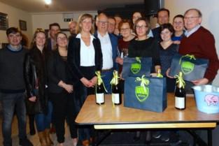 Roland van Boxelaere wint 1000 euro geschenkbonnen bij Middenstandsvereniging Heusden