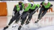 Mathias Vosté schaatst in Calgary naar nieuw Belgisch record op de 1.000 meter
