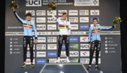 """Lennert Belmans en Emiel Verstrynge zien """"mooi Belgenpodium"""" op WK veldrijden: """"Thibau was duidelijk de sterkste"""""""