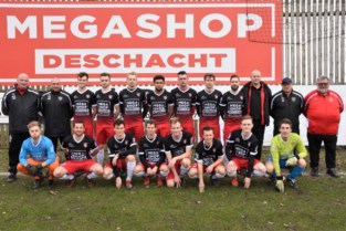 Dynamo Beervelde klopt Standaard Muide