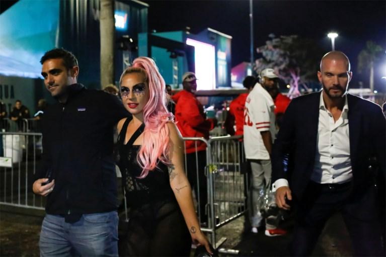 Lady Gaga heeft een nieuw lief