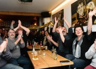Supporters Toon Aerts blij met podiumplaats WK veldrijden