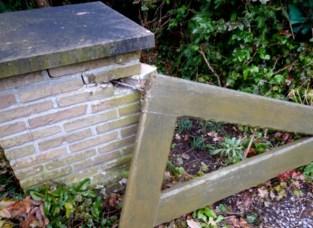 Regelmatig vandalisme in de vroege ochtend in de Houtstraat